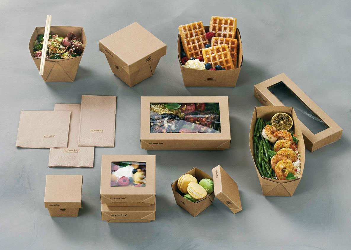 PACKAGING - Boîte renouvelable
